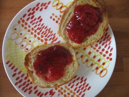 Cooking by Feel: Strawberry Refrigerator Jam