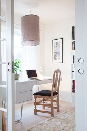 Lilla Herrgården med smart planlösning från Myresjöhus