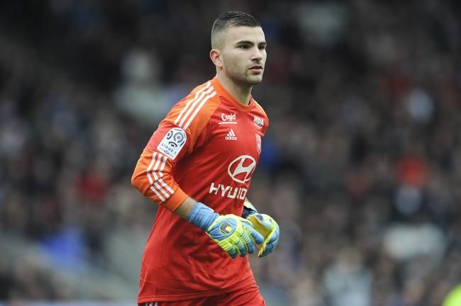Anthony Lopes - Gardien