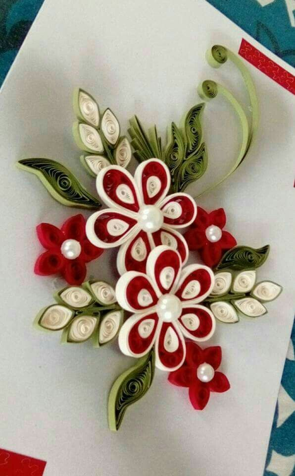 Pin By Cynthia D On Quilling Jewelry Quilling Designs Paper Quilling Flowers Paper Quilling Cards