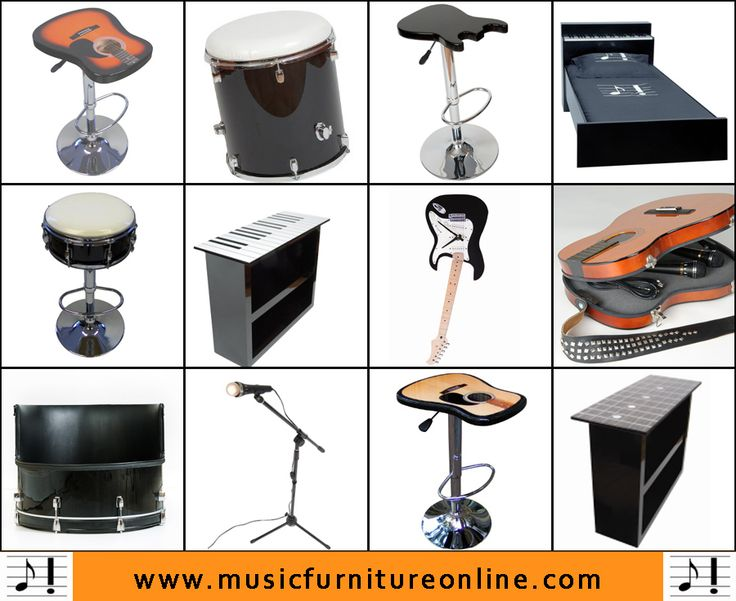 Music Furniture's AWESOME decor & gifts