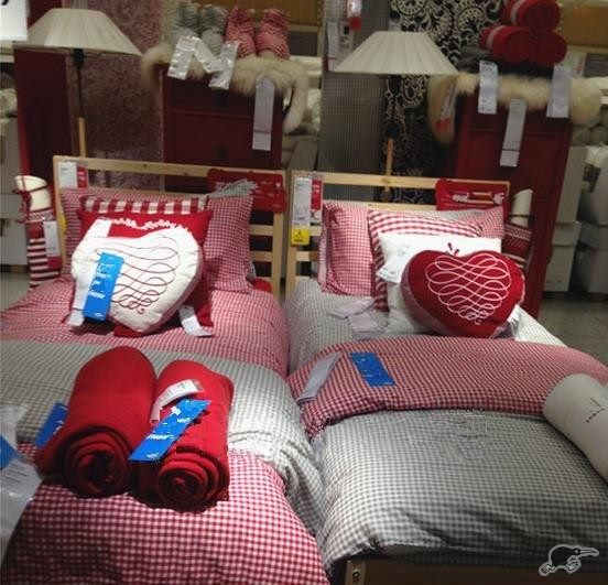 IKEA VINTER 2014 Quilt cover and pillowcase,   Trade Me