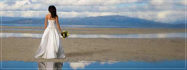 Weddings on Parksville Beach