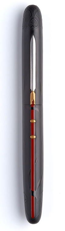 What I wouldn't give for a Naginata pen!!! - NAKAYA FOUNTAIN PEN - Japanese handmade fountain pens