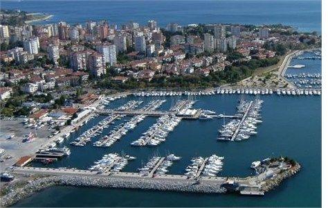 Koç'tan Kalamış Marina'ya 664 milyon dolar