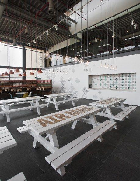 40 best Cafe, Bar, Kantine images on Pinterest Cafe bar - designer kantine spiegel magazin