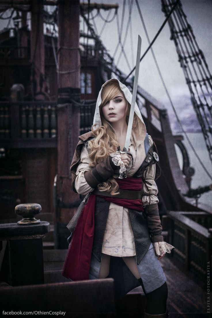 Assasins Creed genderbend cosplay