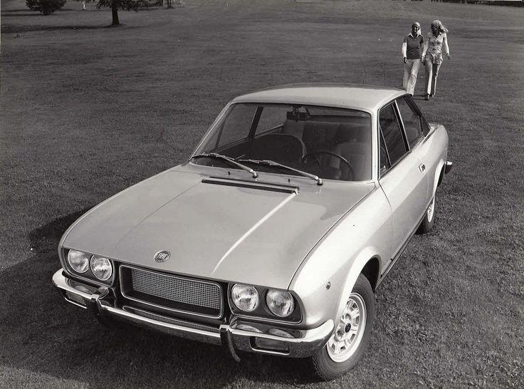 Fiat 124 Sport Coupé - 1972