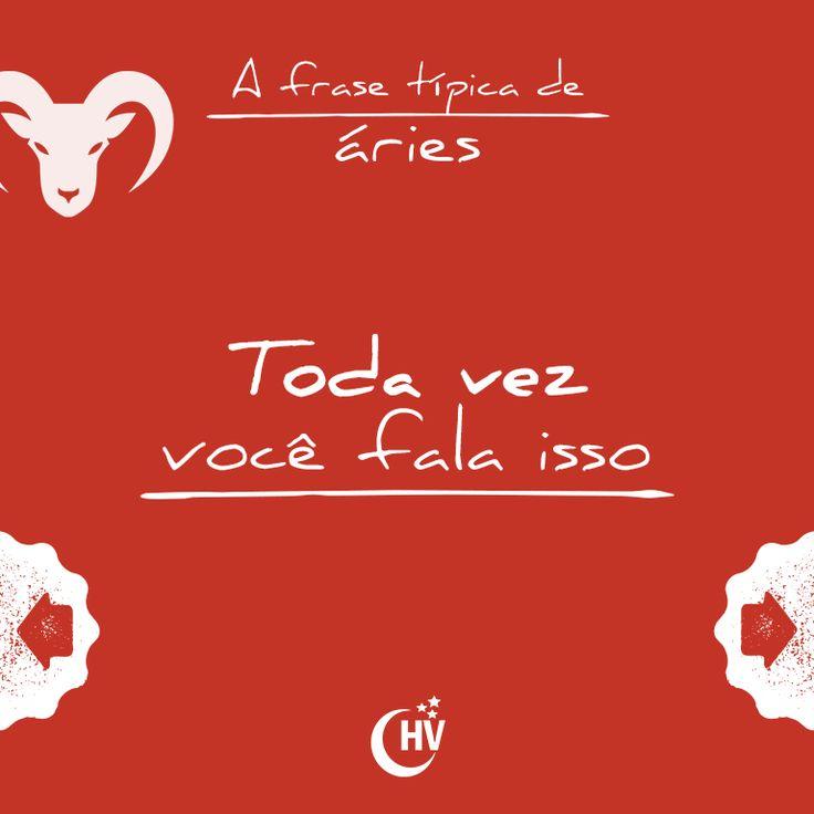 Frase de Áries. #horóscopovirtual #signos #zodíaco #frases #áries