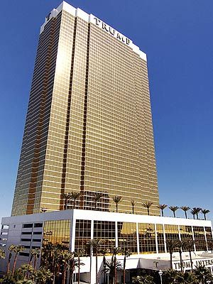 Hilton Buys 300 Timeshares at Trump International Hotel Las Vegas