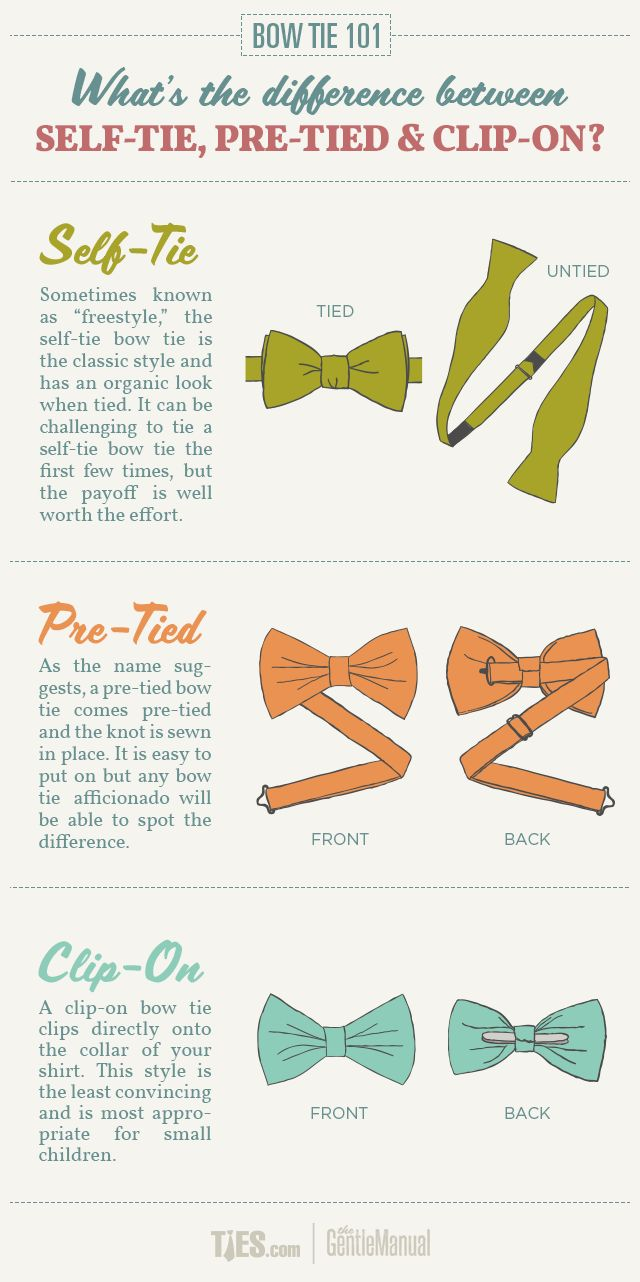 Blog — True Gentlemen's Jerky  Bow Tie 101