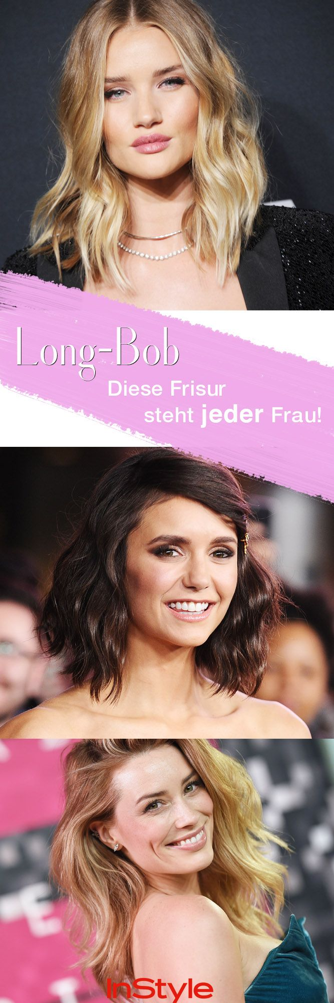 Long Bob: This trend hairstyle is for every woman