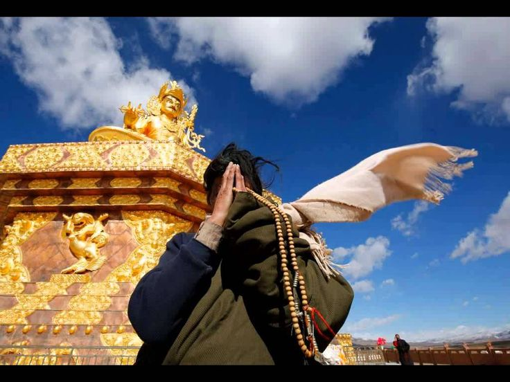 Refuge Prayer by Rigdzin Lingpa Rinpoche