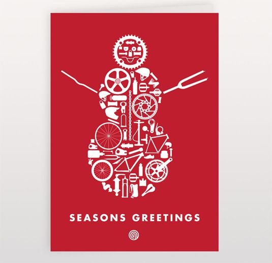20 best business christmas cards images on pinterest business company christmas card colourmoves