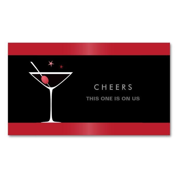 1462 best Voucher Card Templates images on Pinterest Drink