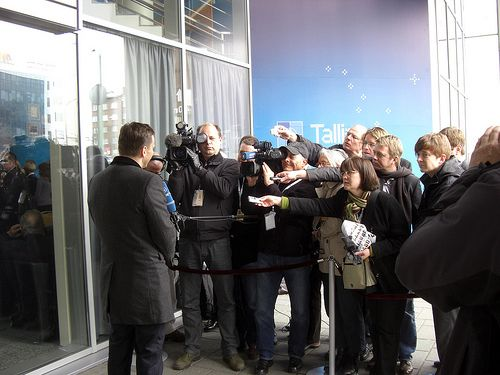 Meeting of NATO Foreign Ministers in Tallinn 02 by PolandMFA, via Flickr
