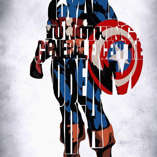 Captain America. Captain Hottypants