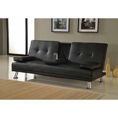Aspect Design 3 Seater Convertible Sofa Bed | Wayfair UK