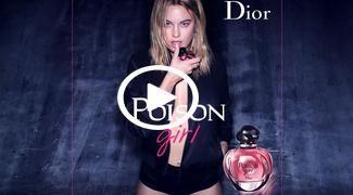 Dior Poison Girl - I am not a girl, I am Poison