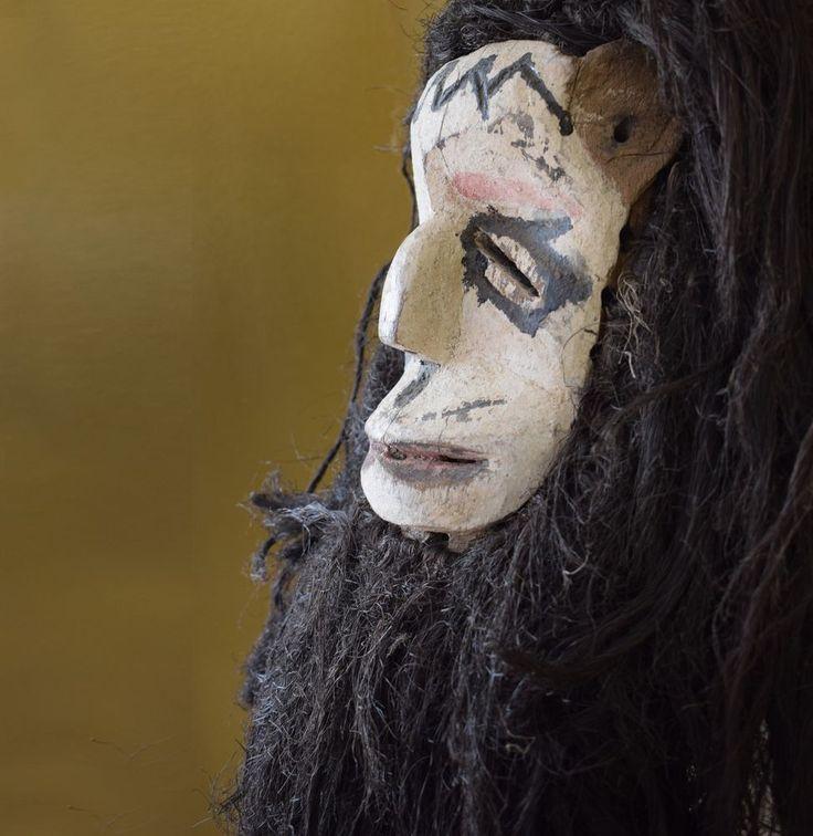 Exclusive Chewa Nyau Mask - Zambia - Katete District