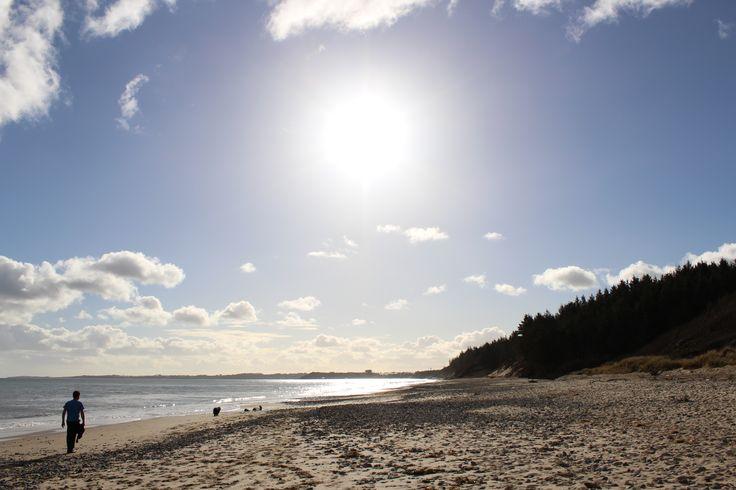 Shot from Ivony Jabines beach near Duffcarrig/Ballymoney