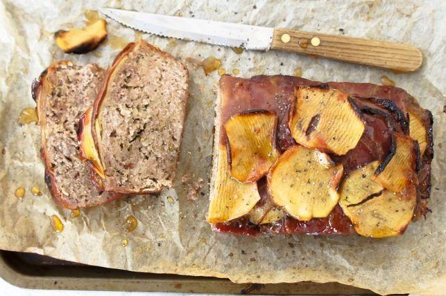 Veal And Pork Meatloaf In 2020 Recipes Pork Meatloaf Recipes