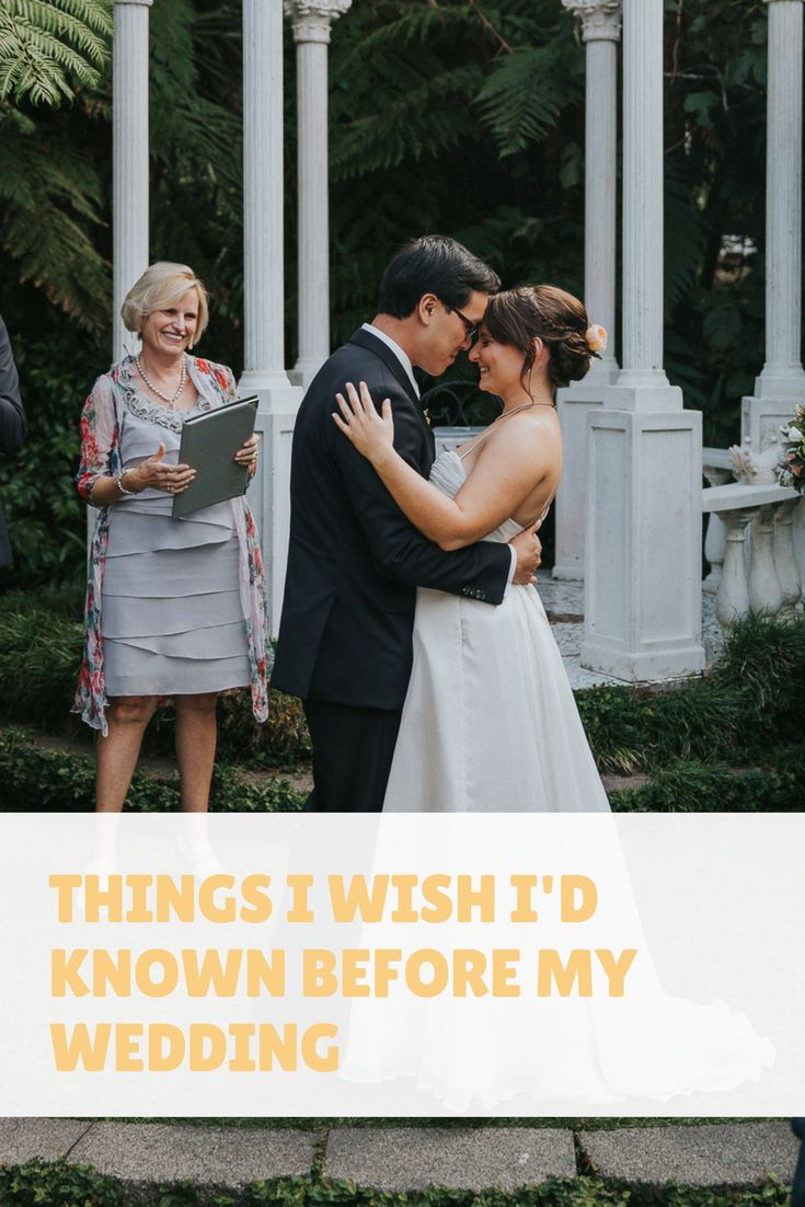 Wedding advice from a not-so-bridezilla – what you need to know when you're planning your big day!
