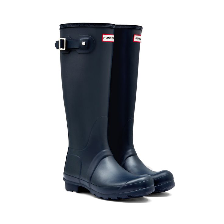 Hunter introduced the first version of their original boot in 1956, on the…