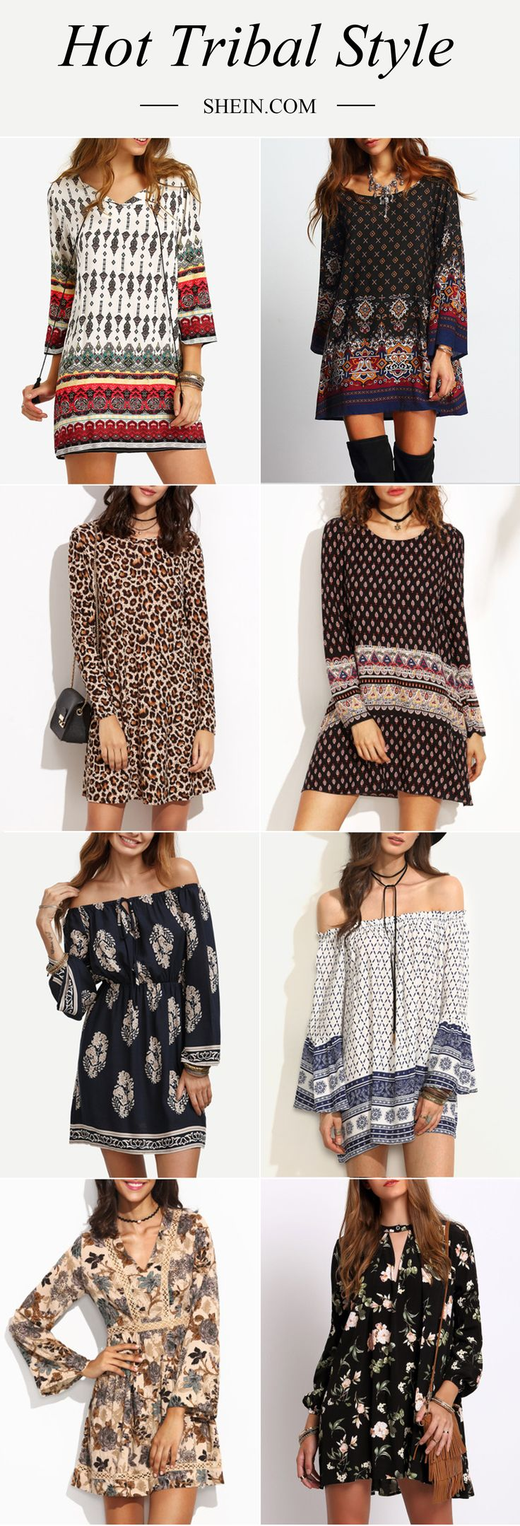 Super! Adorable tribal dress for dress up or dress down! Casual chic going out dress for women! Love!