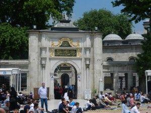 Isztambul legszentebb kerülete, Eyüp