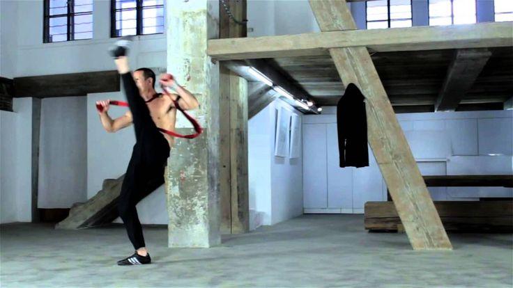 Rope Dart Master Goes Crazy