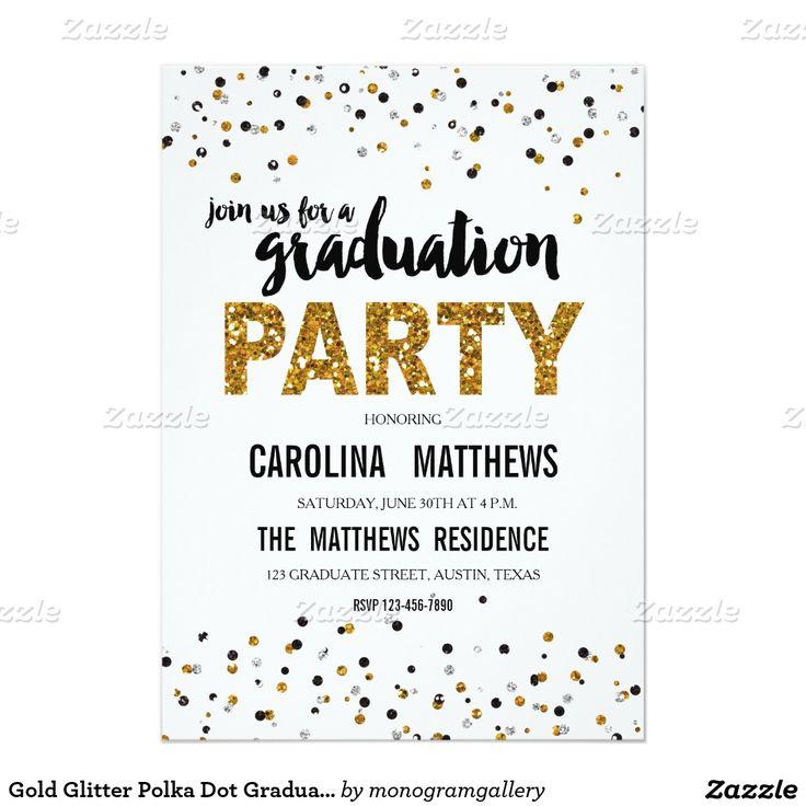 45 best Graduation Invitations Galore images on Pinterest ...