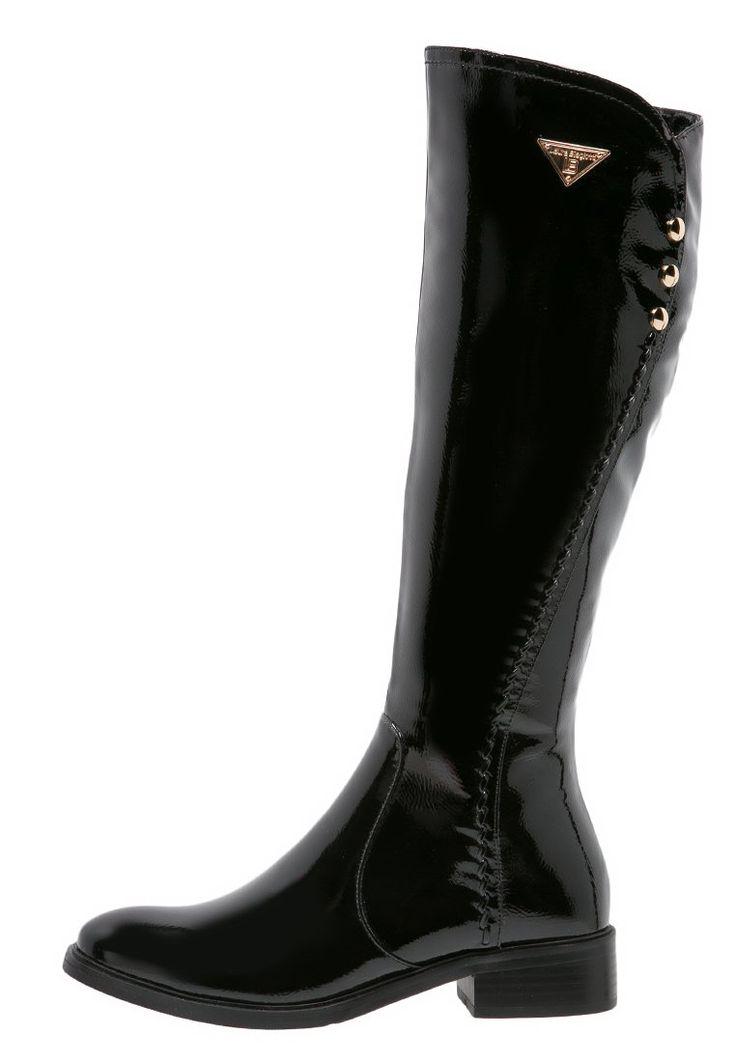 Laura Biagiotti Laarzen black, 114.95, http://kledingwinkel.nl/shop/dames/laura-biagiotti-laarzen-black/