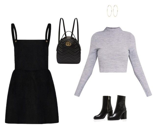 """""""Untitled #724"""" by maritzawaffles on Polyvore featuring Gucci and River Island"""