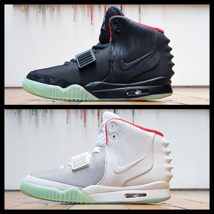 Nike Air Yeezy II Release @ 21 Mercer