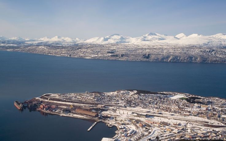 The world's most scenic airport approaches - Narvik Airport, found within the Arctic Circle in northern Norway, came ninth in 2012. It was built in 1972 and originally used as a military airport. The approach offers stunning views of the wintry landscape.