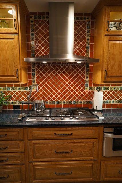 Southwestern Kitchen in Jamison, PA - Southwestern - Kitchen - Philadelphia - by Lang's Kitchen & Bath