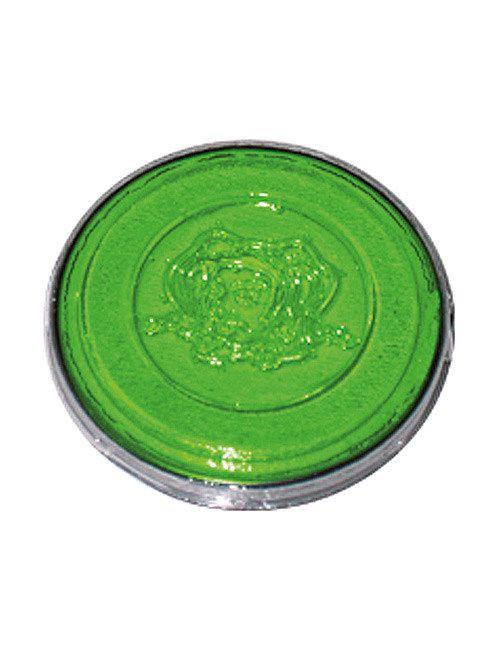UV Schminke neon-grün, aus unserer Kategorie UV Nachtleuchtende Haarfarbe/Haargel/Schminke. Um als Nicht-Ire/Nicht-Irin am St. Patrick's Day teilnehmen zu dürfen, bedarf es der Farbe Grün. Und genau das bietet unsere großartige UV-Schminke in Neongrün. Damit leuchten Sie zur großen Sause auch im Dunkeln.