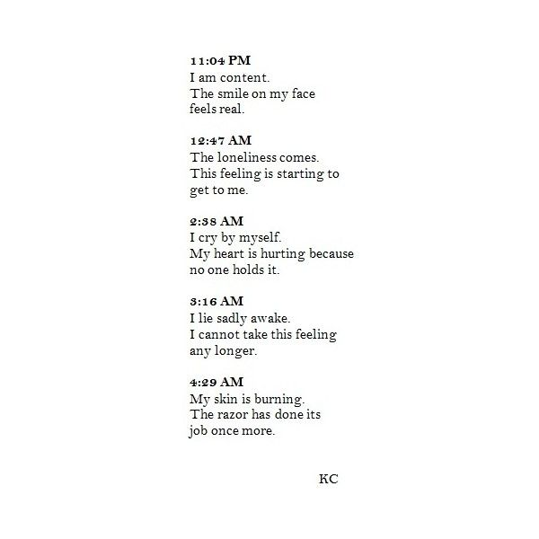 Self harm/ depression/ suicide/ quotes found on Polyvore featuring quotes, fillers, words, text, backgrounds, phrase and saying
