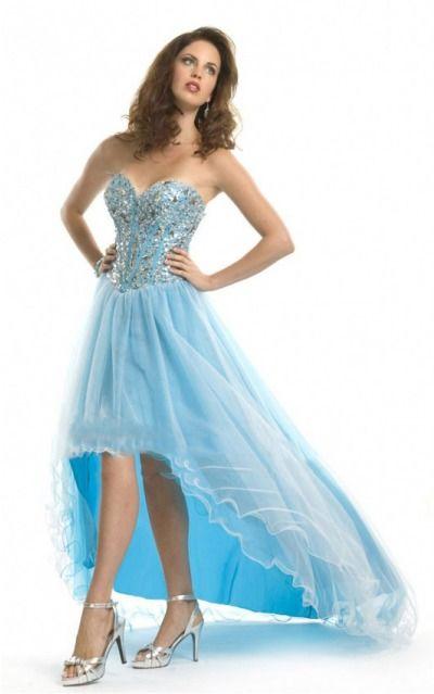 31 best High Low Formal Dresses images on Pinterest | Abendkleid ...
