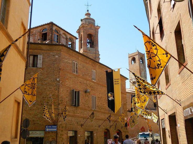 Citta della Pieve - Umbria Italy