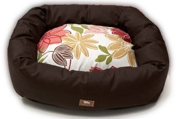 Warm and Cozy...mmmm... The Bumper Bed® is made here in the US and comes in great colors