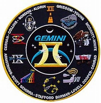 cooper space mission patches - photo #42