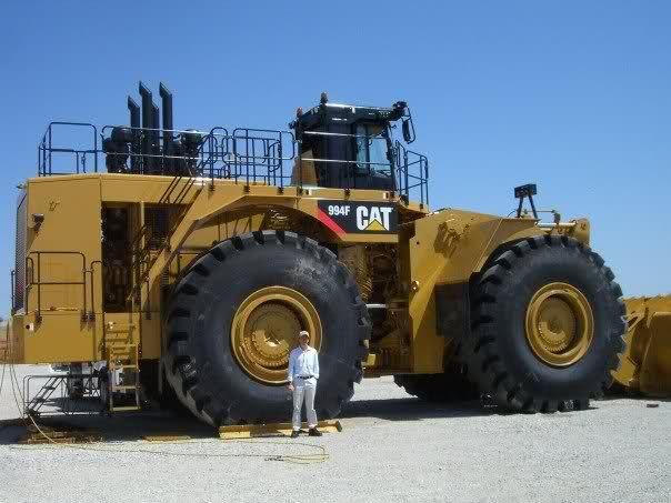 World S Biggest Wheel Loader Karan This Is One Reason