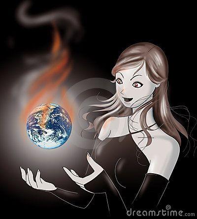 Carla Francesca Castagno (Korat_cn) – Evil Earth Stock Photos & Images - Dreamstime