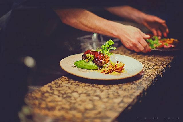 Foliage Restaurant | Chef Chris Erasmus