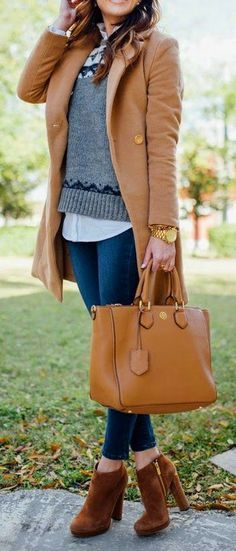 Outfit Ideas To Finish This Fall With Style  #FashionTrend #FashionStyle #OutfitIdeas #Outfit #StreetStyle #FallFashion #Fall #Fashion