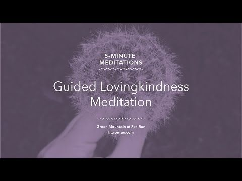5-Minute Meditations: Guided Loving-Kindness Meditation