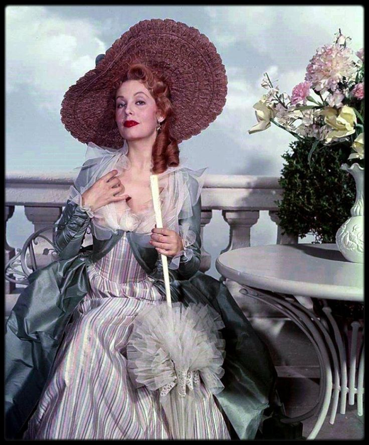 Arlene Dahl, Fashion і Classic Movie