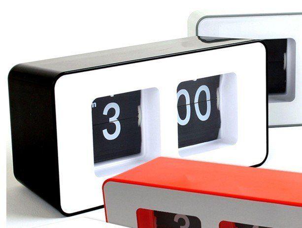 Retro Flip Clocks